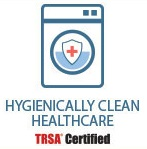 TRSA Hygienically Clean Healthcare laundry certification